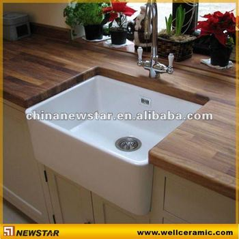 Undermount Ceramic Kitchen Sink