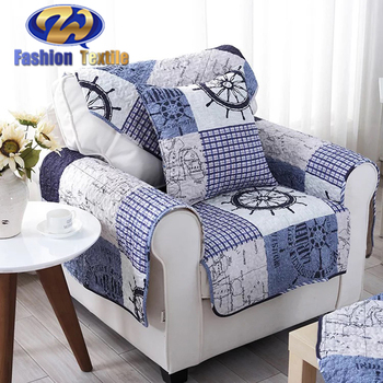 Factory Cheap Price Single Online Handmade Quilted Sofa Covers Sale Buy Quilted Sofa Covers Single Sofa Covers Online Ready Made Sofa Covers Sale