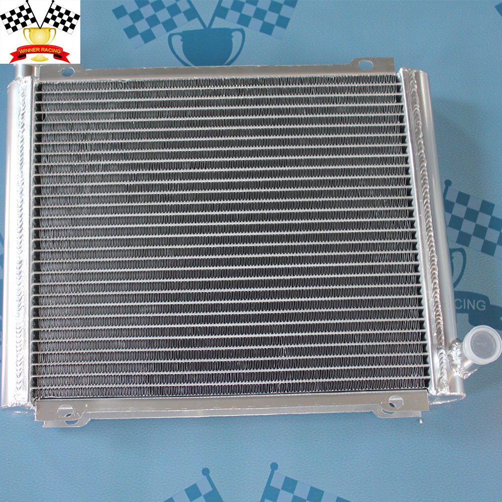 Fit CANAM//CAN AM RENEGADE 500//800 R EFI X STD Xxc 2007-2012 ALUMINUM RADIATOR