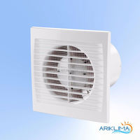 Modern style supply fan ventilation of chicken feed house for polluted air extraction SLIM-S