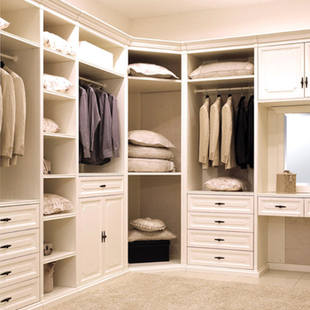 Double Color Wardrobe Design Furniture Bedroom Wardrobe Design ...
