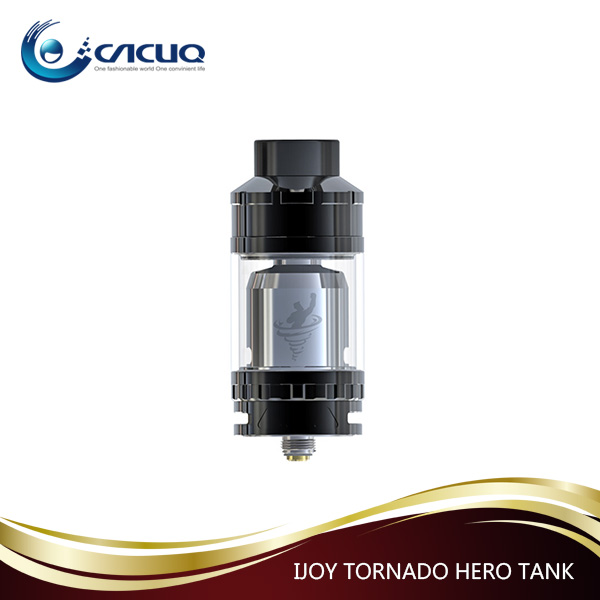 CACUQ New Coming IJOY Tornado Hero RTA & Sub Ohm Tank
