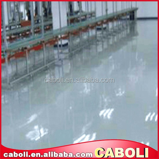 China one component water based concrete floor hardener paint