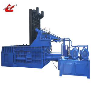 Two Ram Manual Operation Power Baler