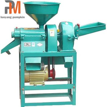 China Hot Sale rice mill machine with with crusher/pulverizer for sale