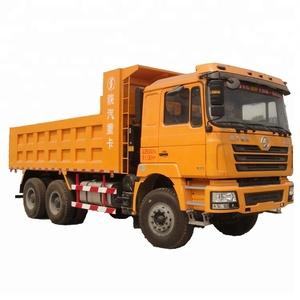 China manufacturer good performance Shacman F3000 6x4 310hp dump truck 10  wheel dump truck capacity sales