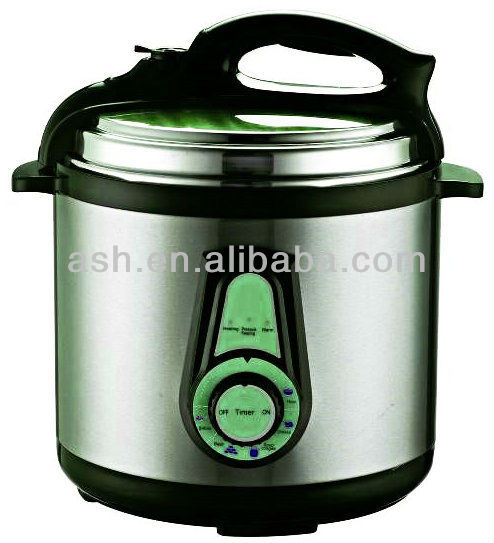 digital controlled electric pressure cooker