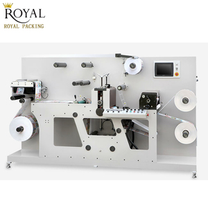 rotary-semi-rotary label die-cutting Machine