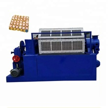 Henan waste paper recycling line professional machine making egg tray carton