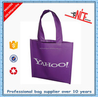 Most popular nonwoven band advertisment tote bag