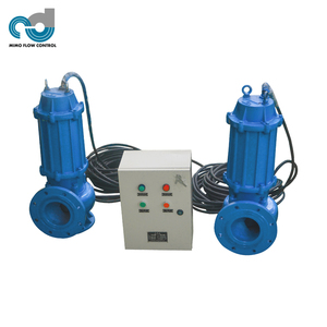 Mud Submersible Pump for Fecal and Dirty Water