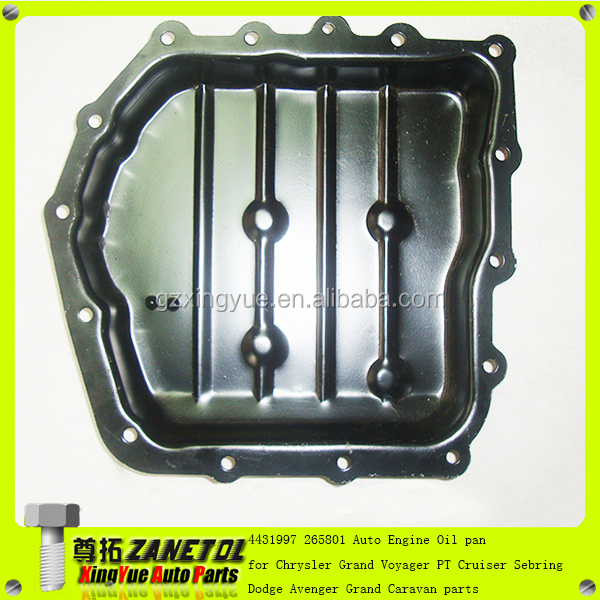 4431997 265801 Auto Transmission Engine Oil Pan For Chrysler 300c ...