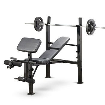 Gym Equipment Black Small Portable Home Workout Weight