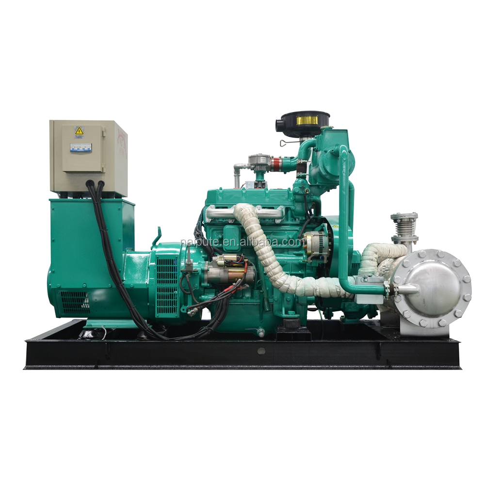 50kW-300kW biogas generator set Deutz engine