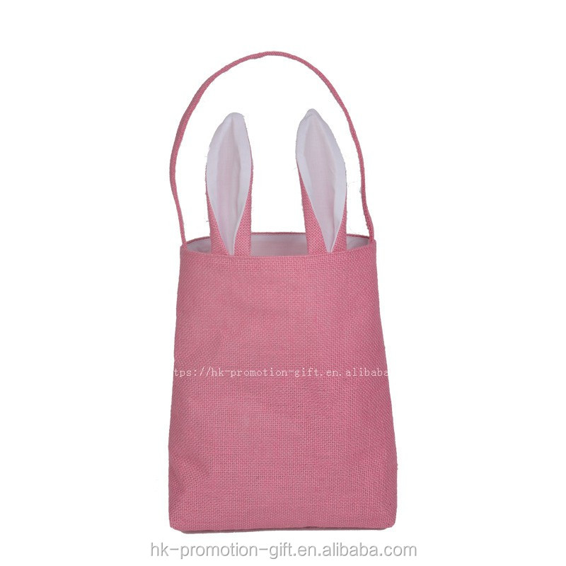Pink jute plus single handle easter bunny bag buy jute easter pink jute plus single handle easter bunny bag buy jute easter bagpink jute bunny bagsingle handle easter bag product on alibaba negle Image collections