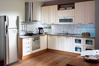 2017 simple design laminated kitchen cabinets buy for Kitchen cabinets design 2017