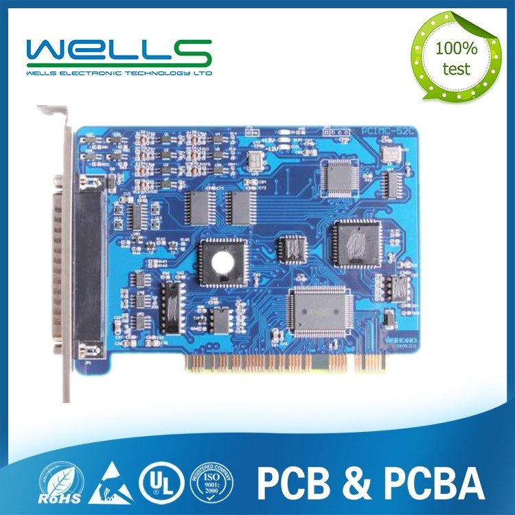 OEM/ODM for PCB printed circuit board with Professional reverse engineering by Wells PCB factory