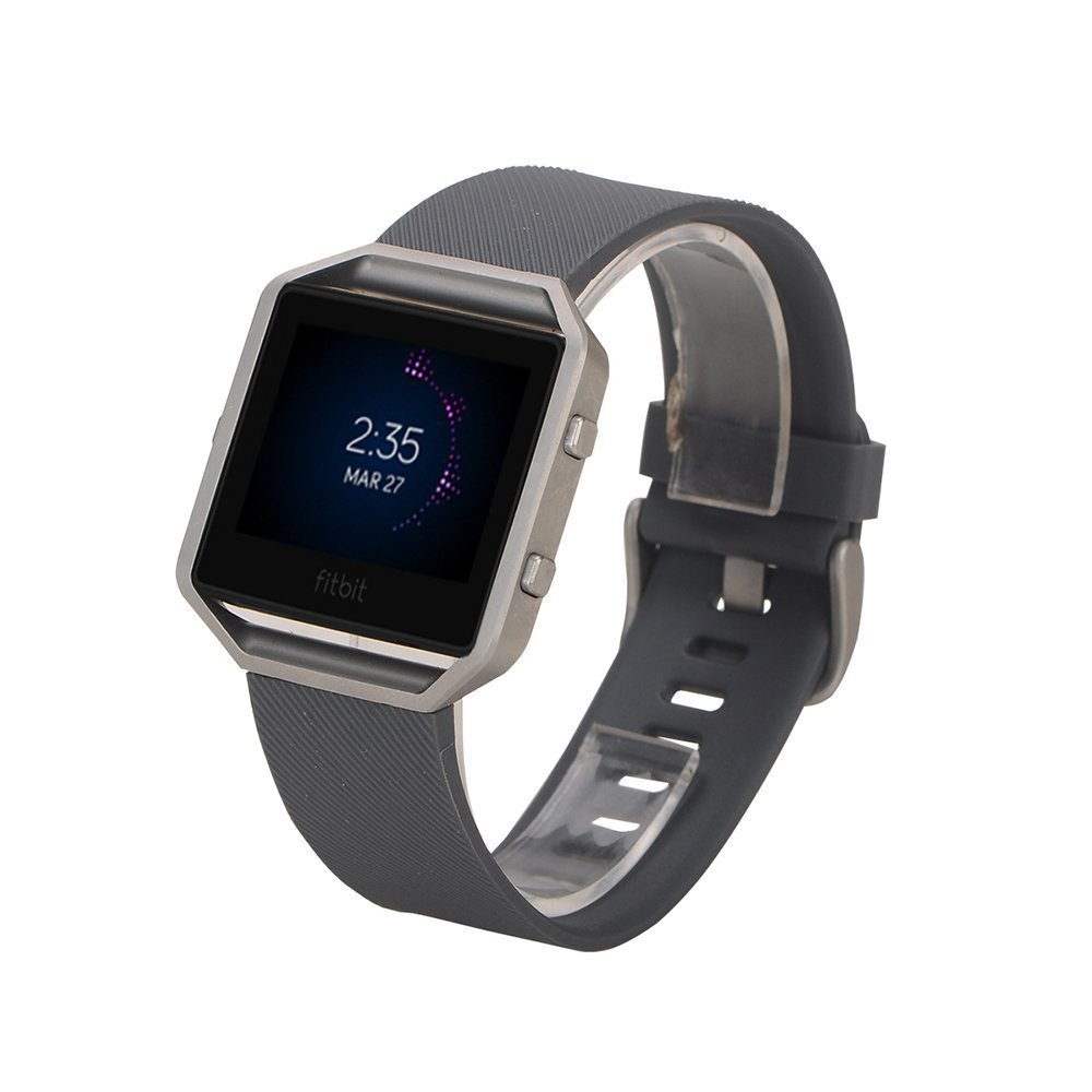 Buy Fitbit Blaze Silicone Band Large Exmart Soft Watch Smart Fitness Small Strap For