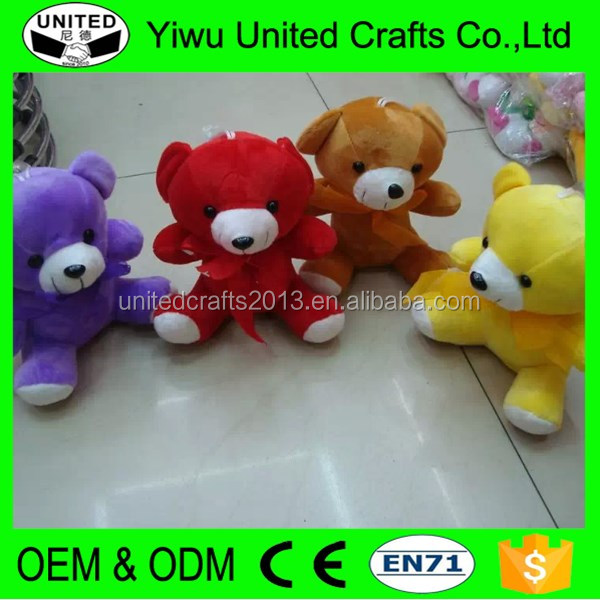 CE fashion high quality elephant stuffed toy with clothes