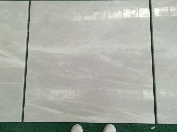 High Quality 90x90 CM, 36''x36'' Polished White Marble Tiles For Flooring, Walling, Skirting
