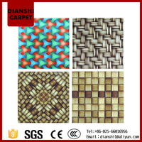 High Profit Machine weaving Braided Rug Pad With Competitive Price