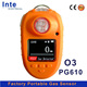 Latest gas detection technology handheld Ozone monitor for O3 industries