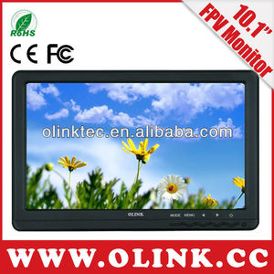 China First OLINK fpv no blue screen monitor 10.1""