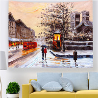 Hot Selling Decor Tapestry Living Room Bedroom Wall Tapestry Decoration Tapestry Wall Hangings For Home Decor