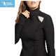 fitness gym hoodie without hood crane sports wear