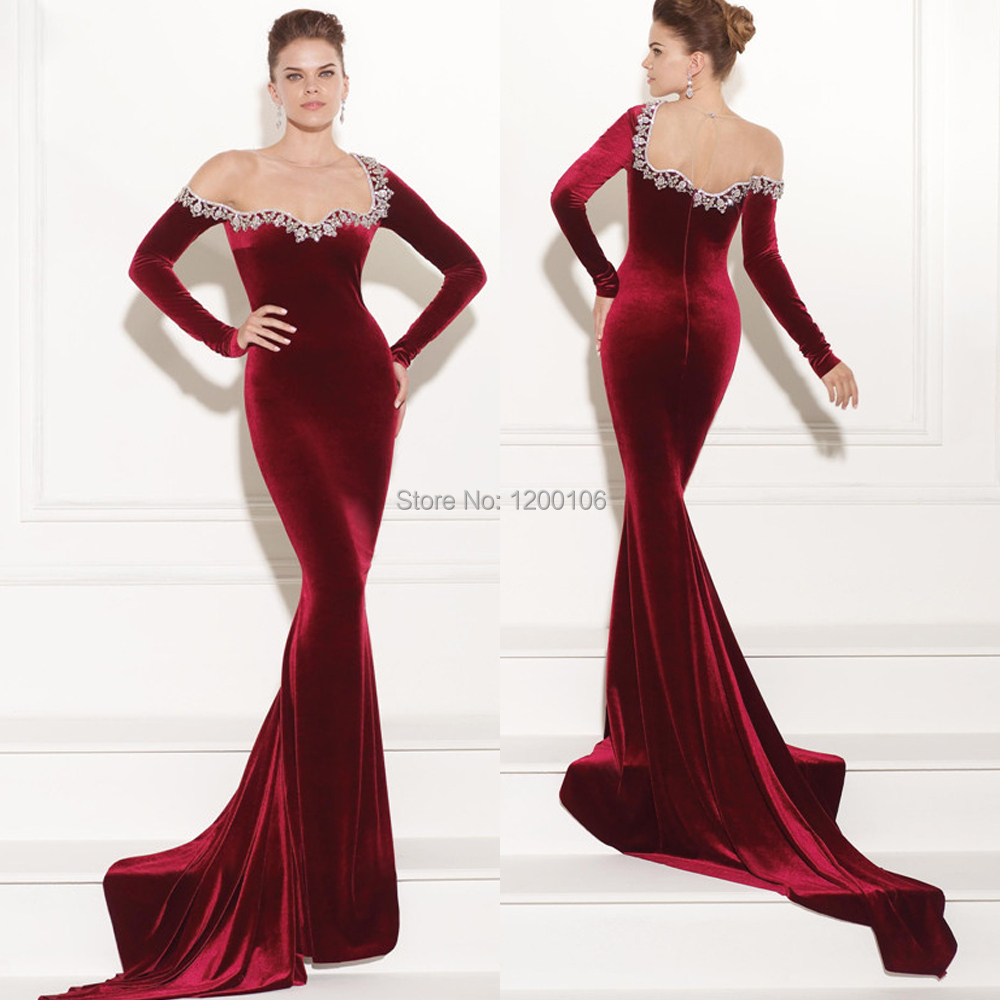 red cocktail dresses 2014