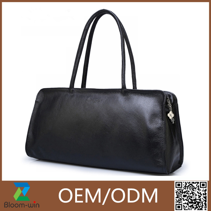 good sale customized leather handbag factory made in China