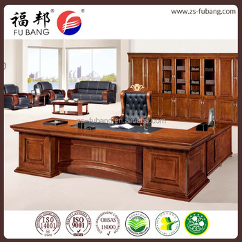 chairman table contemporary executive solid wood desk office