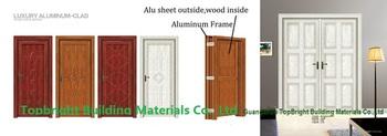 Villa ext rieur de la porte principale double conception de la porte en bois - Porte principale maison ...