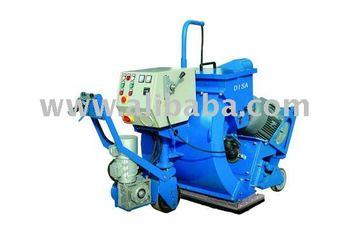 Ground Shot Blasting Machine (disa & Blastrac Tech) - Buy Floor Shot  Blasting Machines Product on Alibaba com