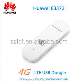 Unlock 150M 4G LTE USB Modem Huawei E3372 Dongle, View 4g Lte Usb Modem,  huawei Product Details from Shenzhen Tengqingfeng Technology Co , Ltd  on