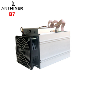 2019 IN STOCKS New Arrival Tensority algorithm Bitmain Antminer B7 MINER  with 96KH 568W for BTM Mining