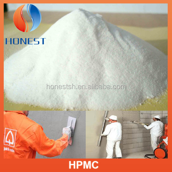 Hydroxypropyl Methyl Cellulose (HPMC),industrial chemical for gypsum adhesive