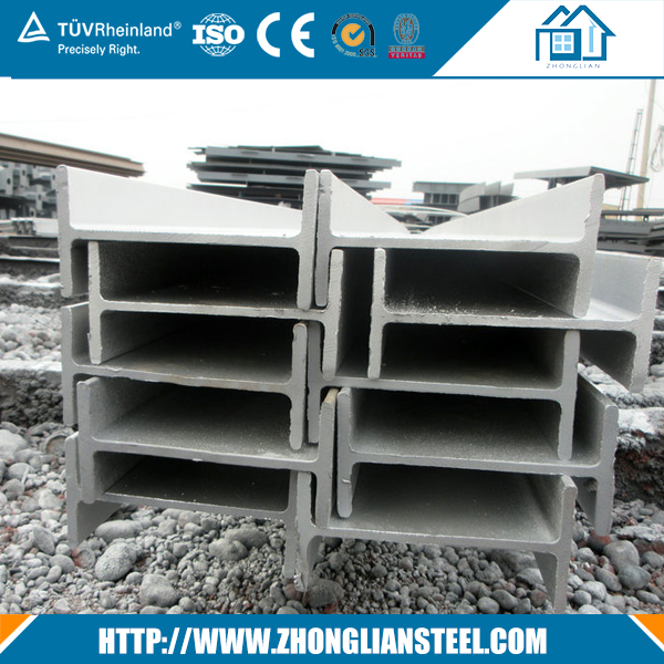 Wide flange standard sizes steel profiles Universal Steel H Beam
