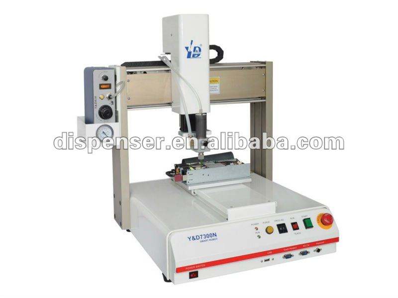 Best supplier of robotic dispensing systems for mobile phone
