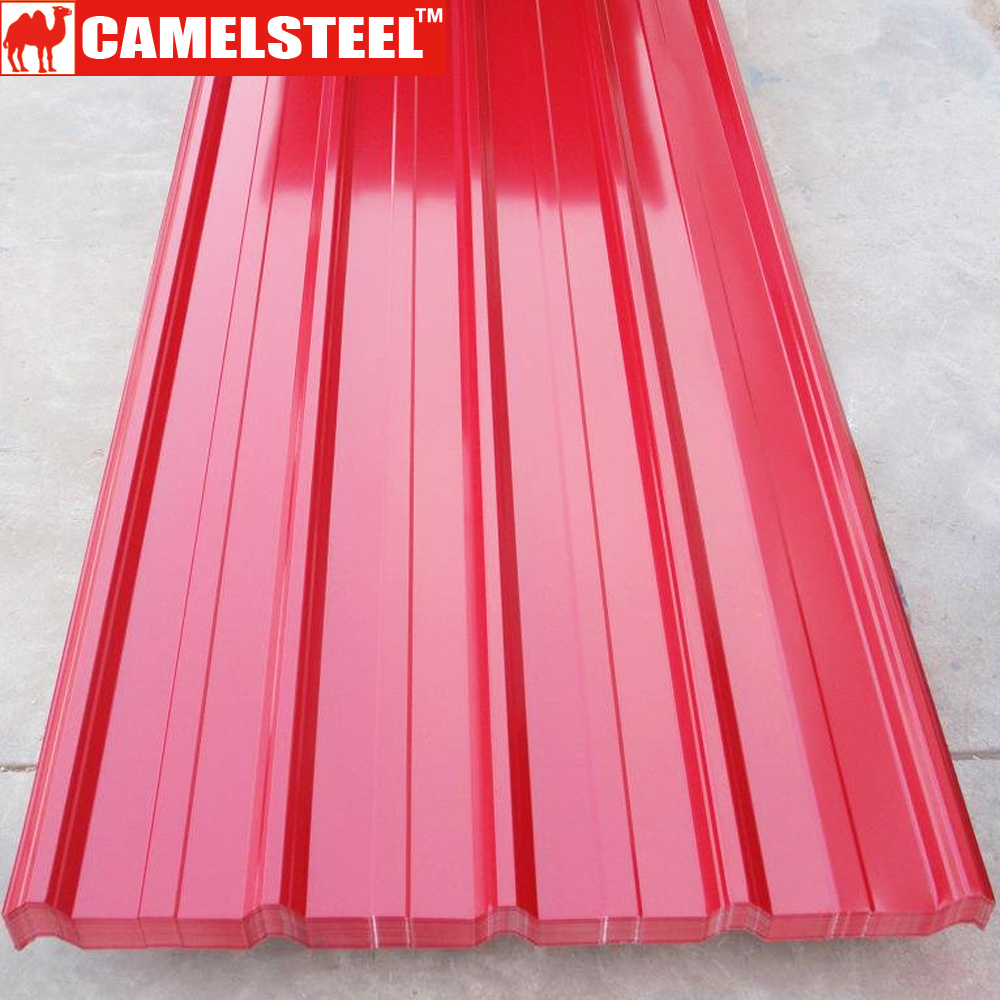 High Quality Color Steel Roof Tile Color Roof Philippines