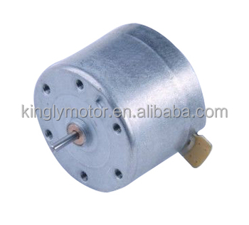 Low Rpm Dc Motor Micro Motor Dc Motor 12v For Car Cassette
