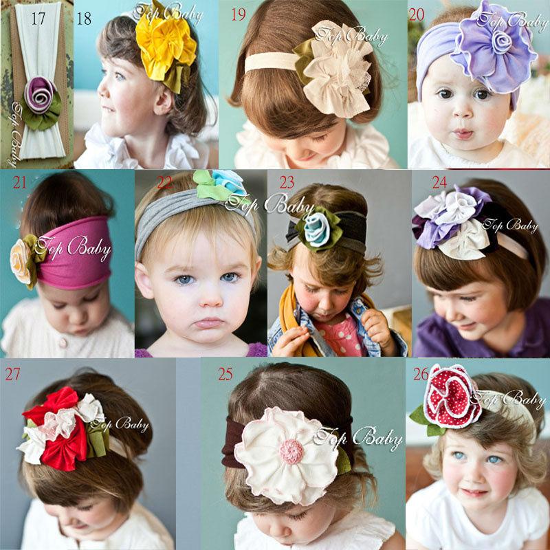 Fashion Hand Knit Crochet Headband Pattern For Baby Girl Buy Hand