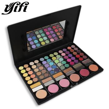 Distribuidor 78 Color Sombra De Ojos Maquillaje Paletas De ...