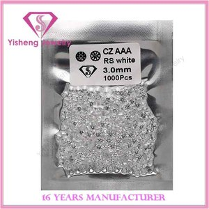 AAA Shining Hearts & Arrows Loose Gem Stone Cheap Price Signity CZ