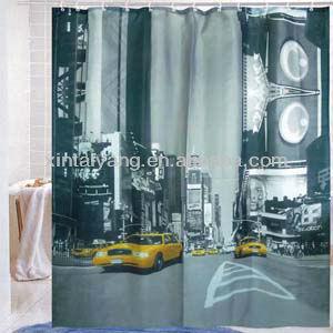 2-015 Nuovo Design Pagina Intera New York Auto Tende Da Doccia ...