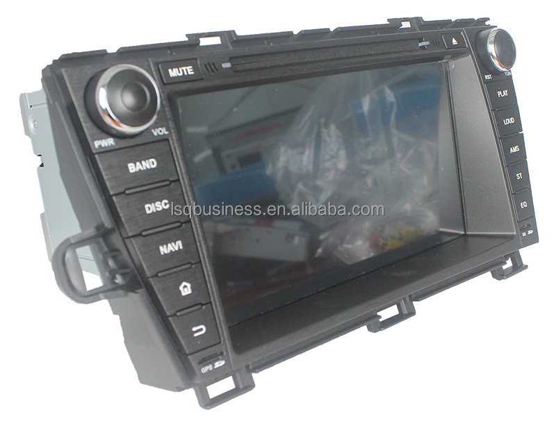 "TOYOTA PRIUS android 4.2 8"" HD Car DVD/GPS/PC system with wifi 3G,toyota android,Prius android car dvd"