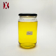 720ml round glass food canning jar with 82mm lug cap