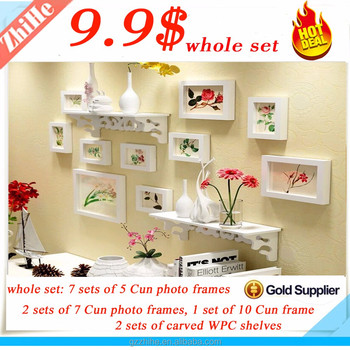 2017 Hot Sale Wall Hanging Wooden Photo Frame Designs Buy Wall