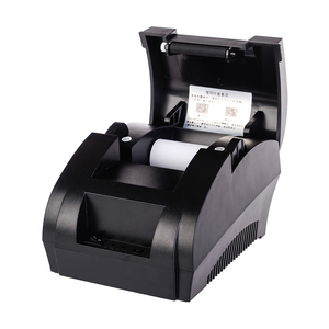 5890K 58mm USB Thermal Receipt Printer AND 5890T RS232 Port Thermal Receipt Printer POS Printer for Restaurant Supermarket