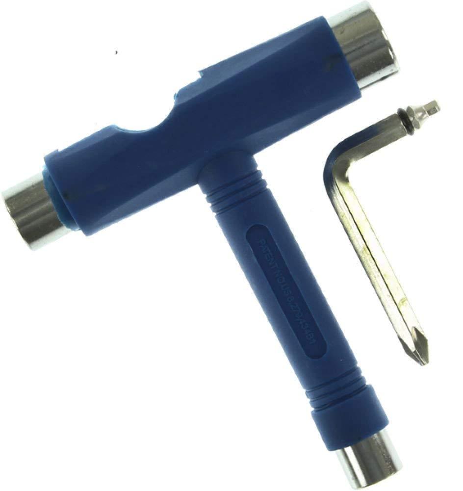 Unit Tools T-Tool Navy Blue Multi-Purpose Skate Tool